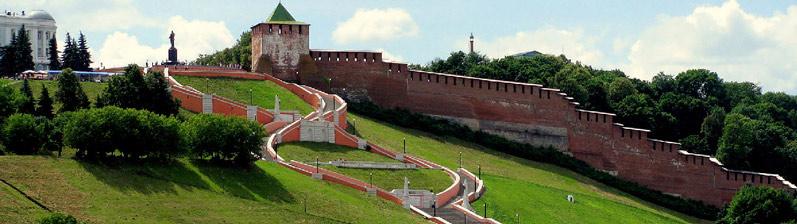 Топ 10 самых интересных мест к посещению в Нижнем Новгороде